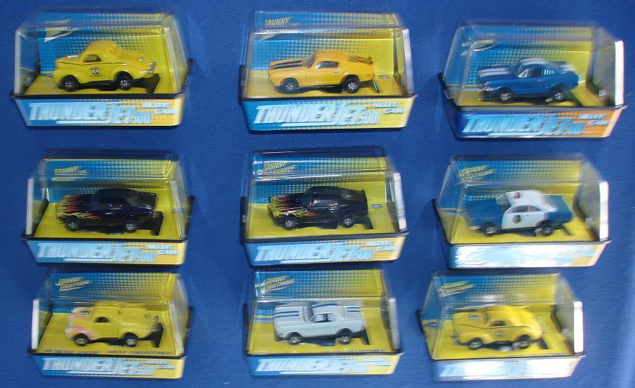 Johnny Lightning JL Slot Cars