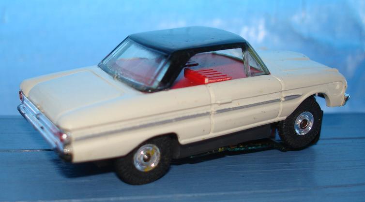 Aurora Ford Falcon NMIB Slot Car