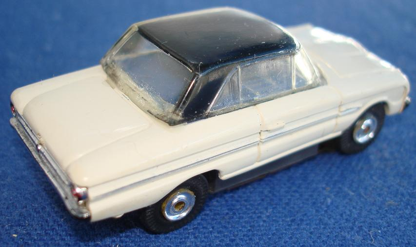 Aurora Ford Falcon Slot Car