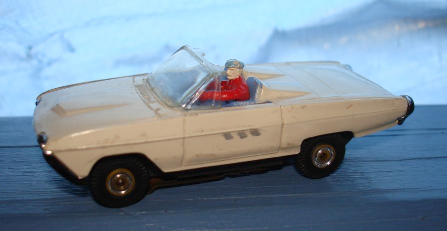 Aurora Thunderbird Roadster Slot Car