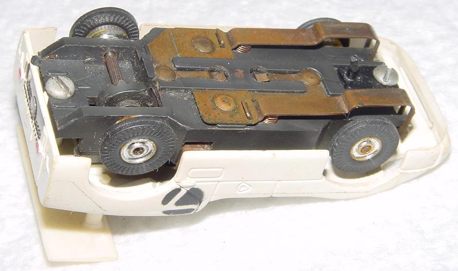 Aurora TJET Chaparral 2F Slot Car
