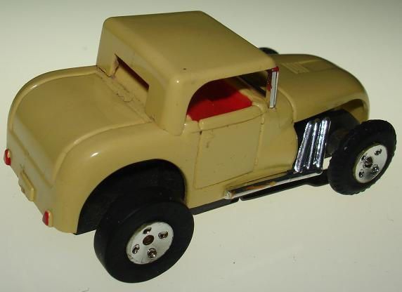 Aurora Hot Rod Coupe Slot Car