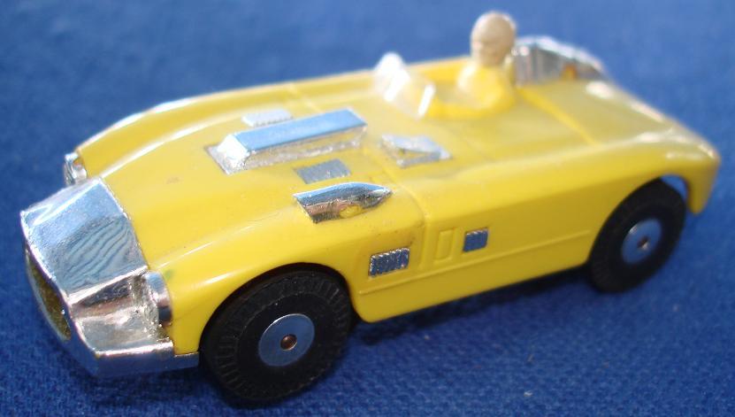 Atlas HO Slot Car Kit Allard LeMans Lemon Runner