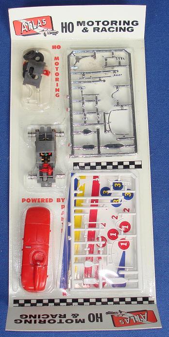 Atlas HO Slot Car Kit Indianapolis 500 Racer