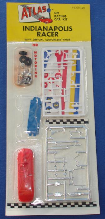 Atlas HO Slot Car Kit Indianapolis 500 Racer