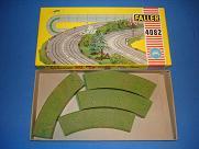 Faller HO Scale Slot Car Track 4082
