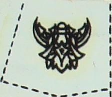Aurora Model Motoring Tjet 187 Scale Slot Car Hop Up Kit Decals Crest Emblem