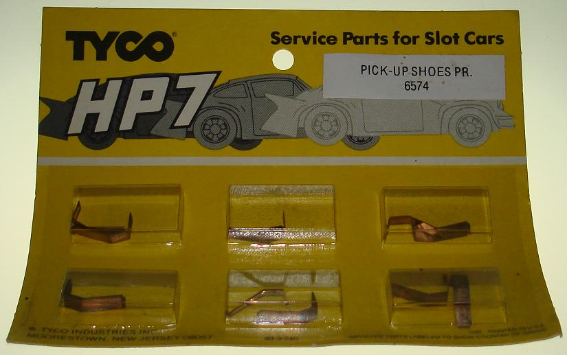 Tyco HP7 HO Slot Car Service Parts Pickup Shoes