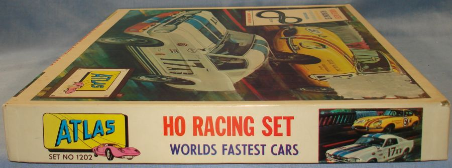 Fastest slot cars in the world