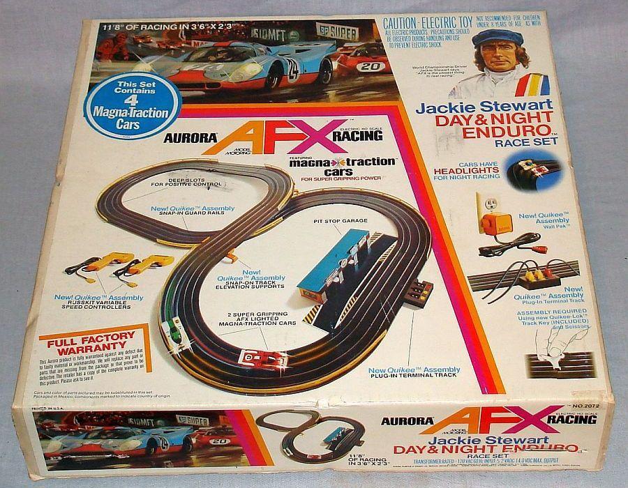 ho slot car racing sets