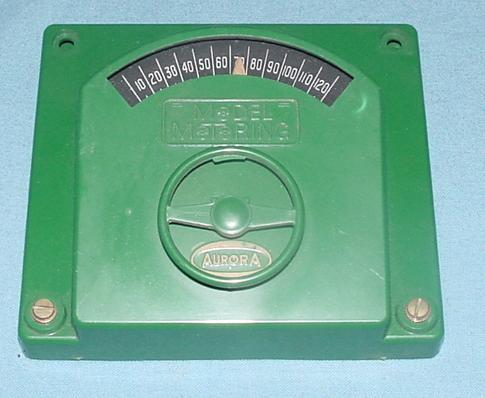 Aurora Vibro Slot Car Steering Wheel Controller
