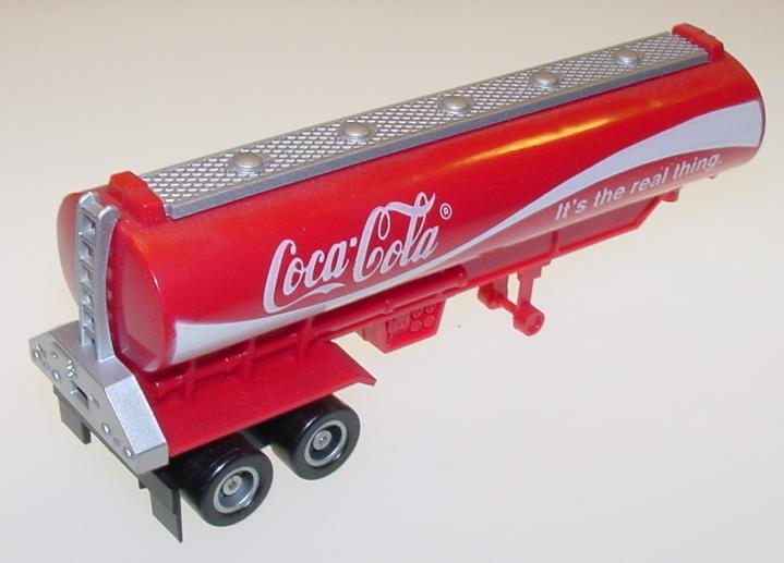 TYCO US1 Trucking Coca Cola Slot Car Truck Tanker