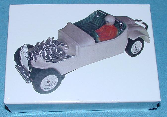 White 1:48 O Gauge Slot Car Jigsaw Puzzle Stock Number 1958G Sealed