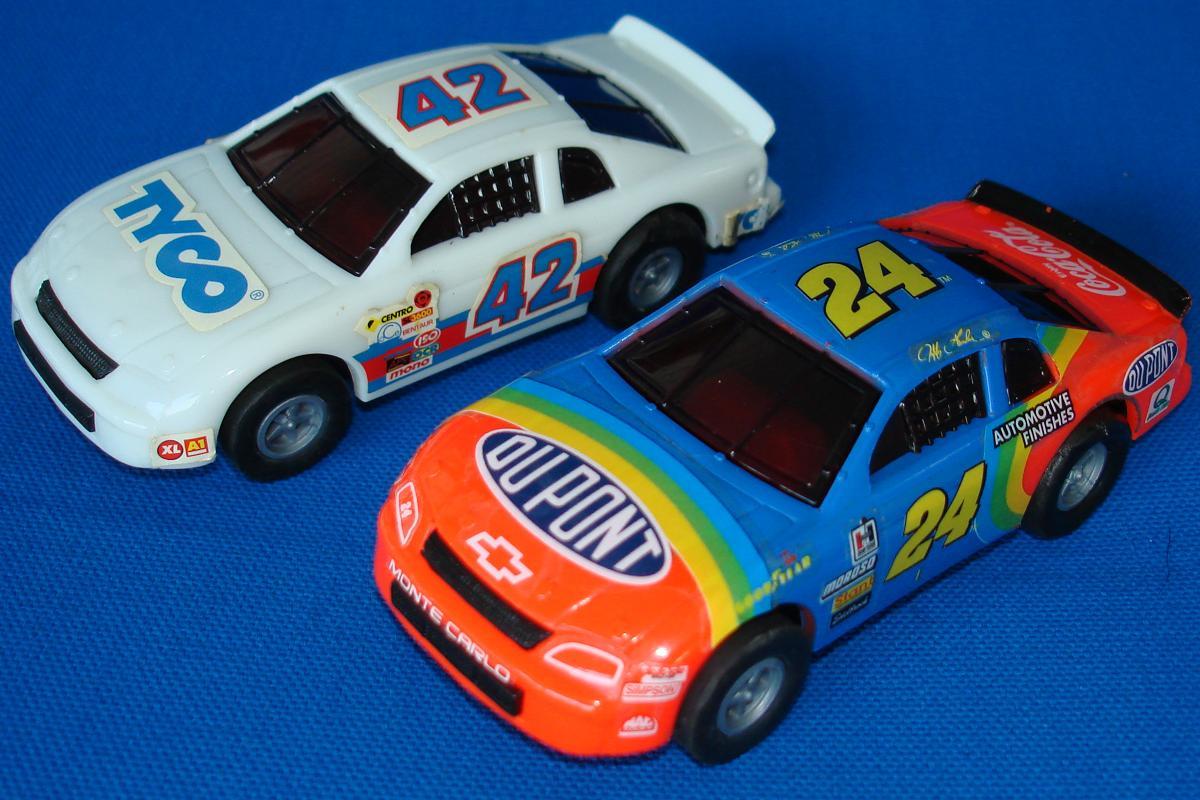 tyco race cars
